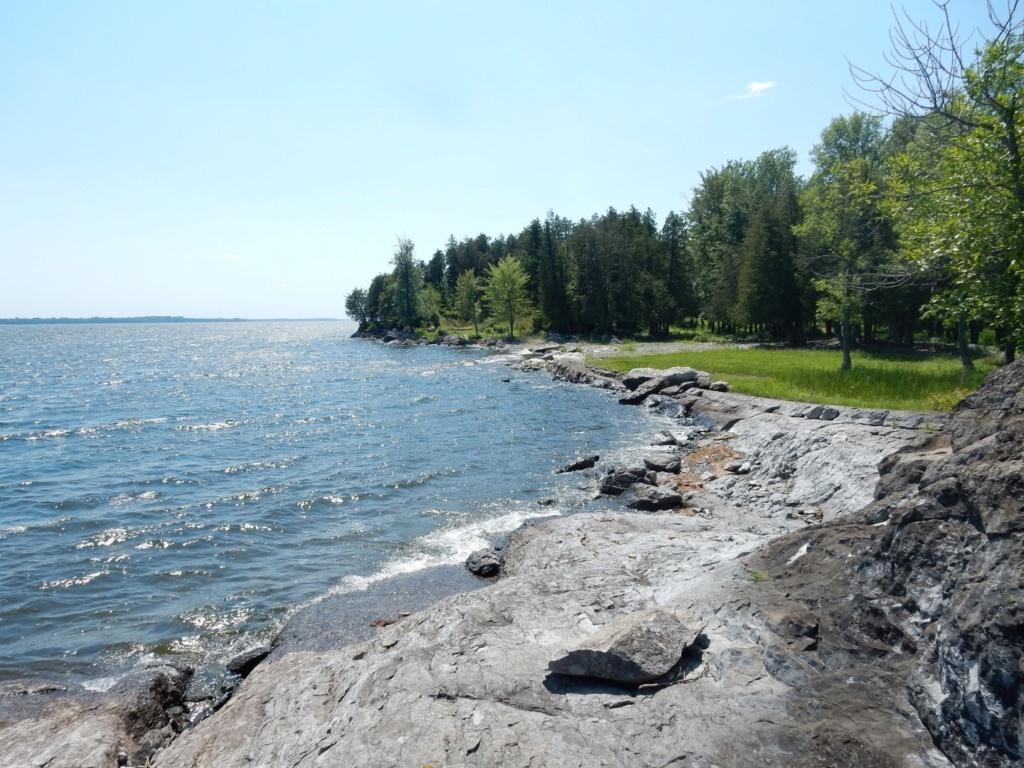 Bayou de l'isle Lamotte lac Champlain A2b31210