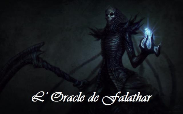 L'Oracle de Falathar ,la guilde.