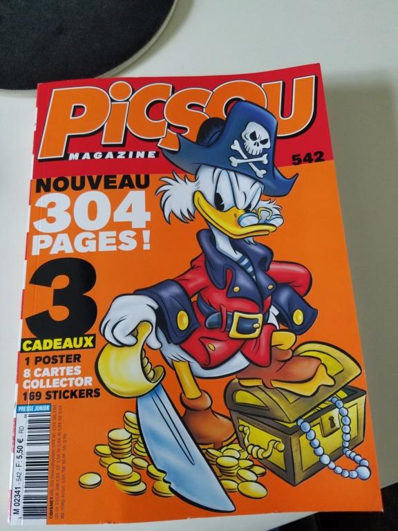 Le nouveau Picsou Magazine 20190413