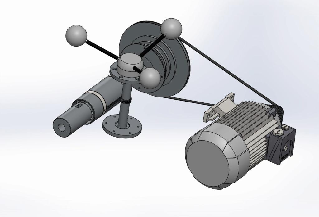 Besoin d'aide pour la réalisation d'un mini tour CNC diy Drill_12