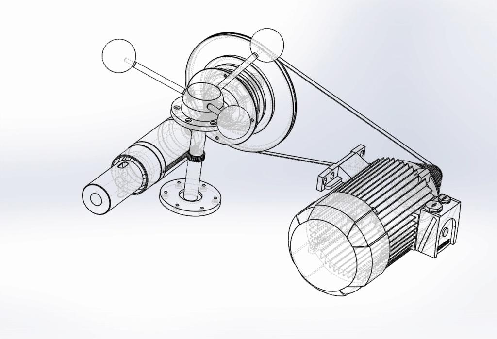Besoin d'aide pour la réalisation d'un mini tour CNC diy Drill_13