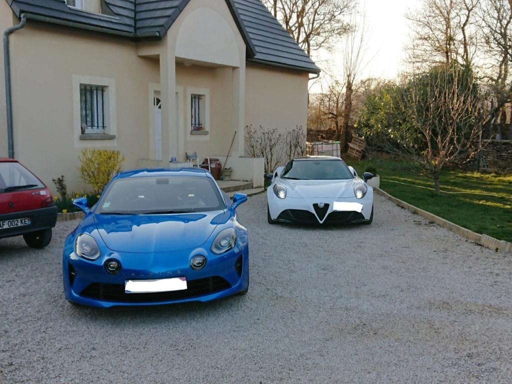 Alfa Romeo 4c du plasti dip et du carbone en plus Fullsi12