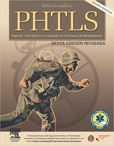 PHTLS edición militar 51yxl-10