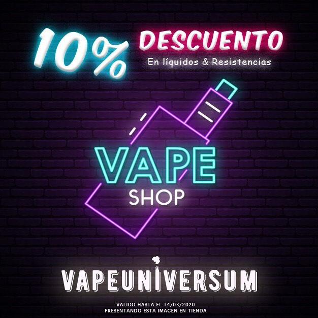 VapeUniversum (OFERTAS, NOVEDADES & DESCUENTOS) 88929110