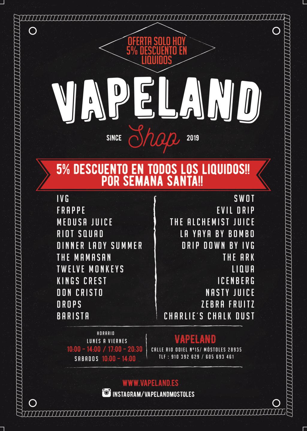 Vapeland.es (OFERTAS & DESCUENTOS) Vapela11
