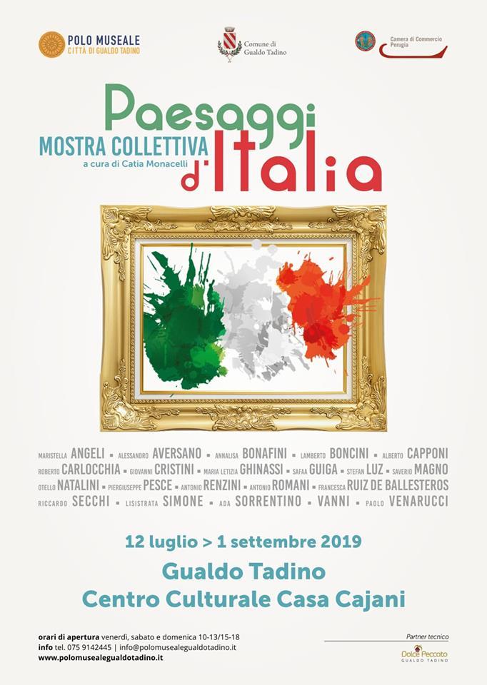 TORNA A GUALDO TADINO PAESAGGI D'ITALIA 66267810