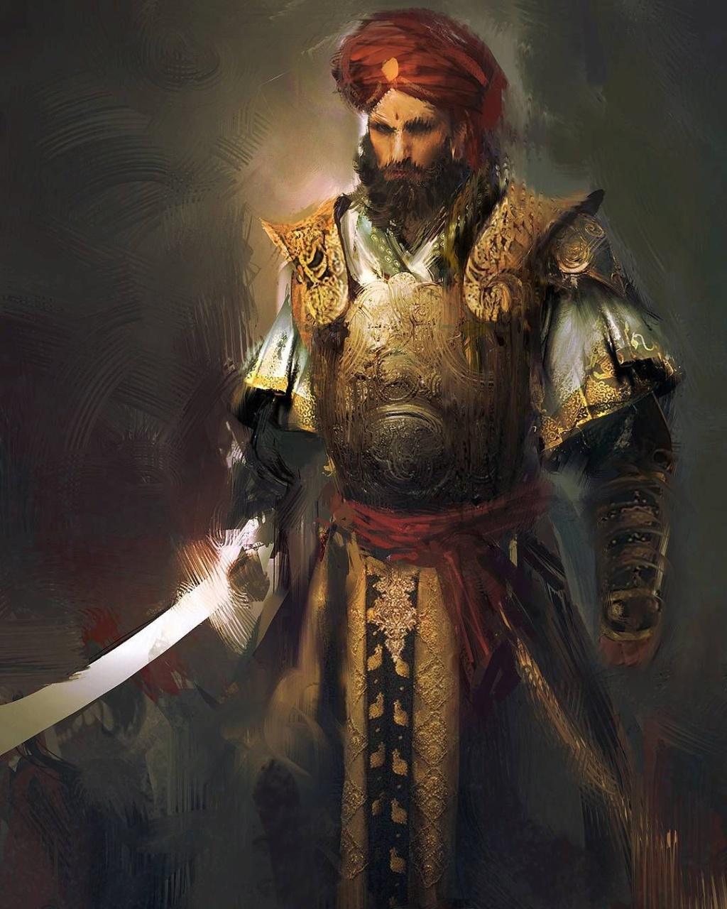 Acte 2 - Conspiration & Agressions. Al-ath11