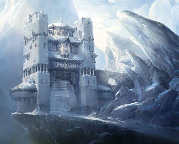 Sterk, la Citadelle aux neiges éternelles Avant-10