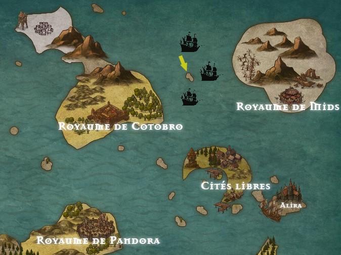 Le Royaume de Cotobro déclare la guerre au Royaume de Mids Carte_33