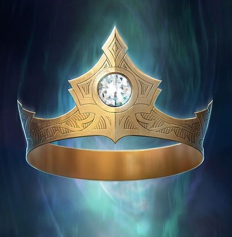 Sa Majesté la reine Helena de l'Orage, première du nom Crown11