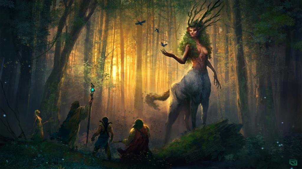 La Forêt des Bêtes Forzot11