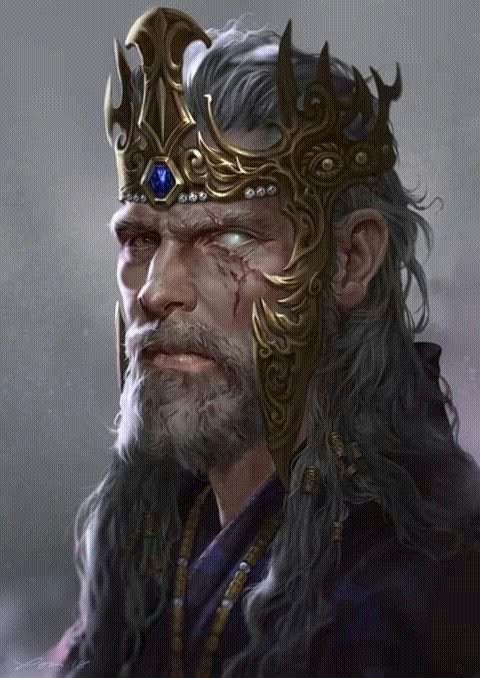 Guldrik Borkan - Souverain de la Maison Opstan Guldri12