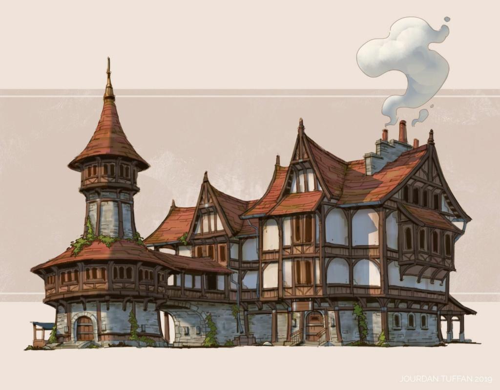 Hôtel des Ventes des Wougenov Hotel_10