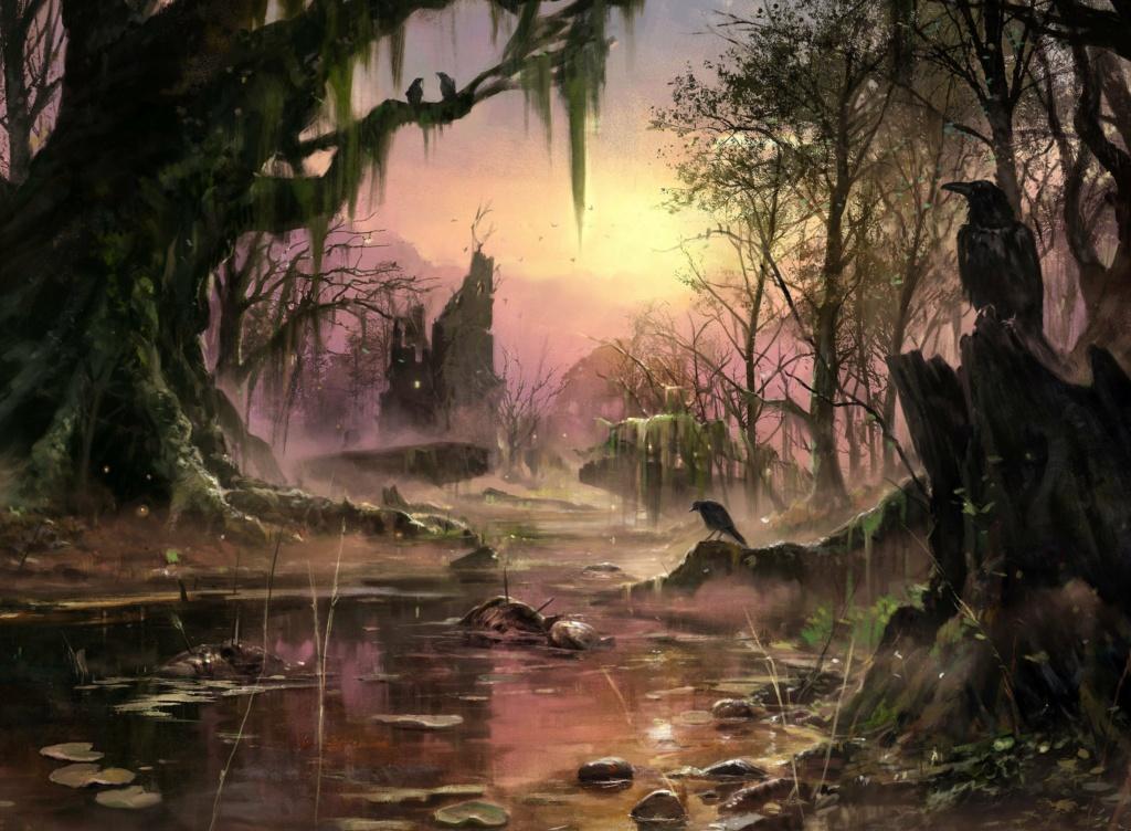 Le Marais d'Écorce et de Saule Marais10
