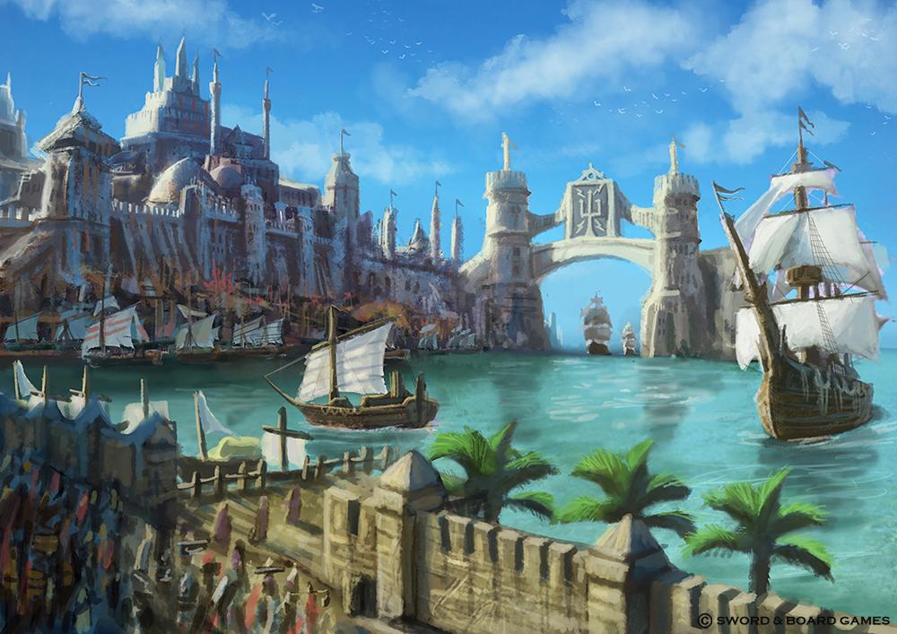 Cotobro, la capitale Port_d10