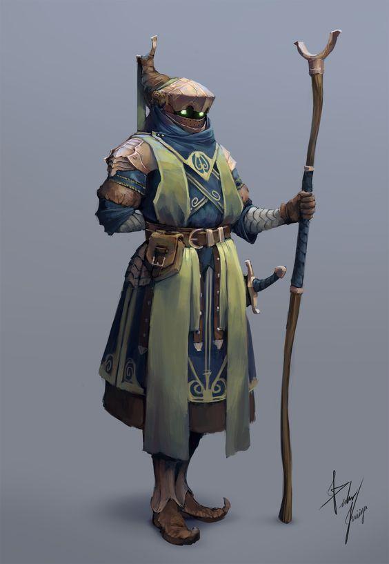 Le Pélerin de Valavolid - Chef des tribus nomades Pzoler10