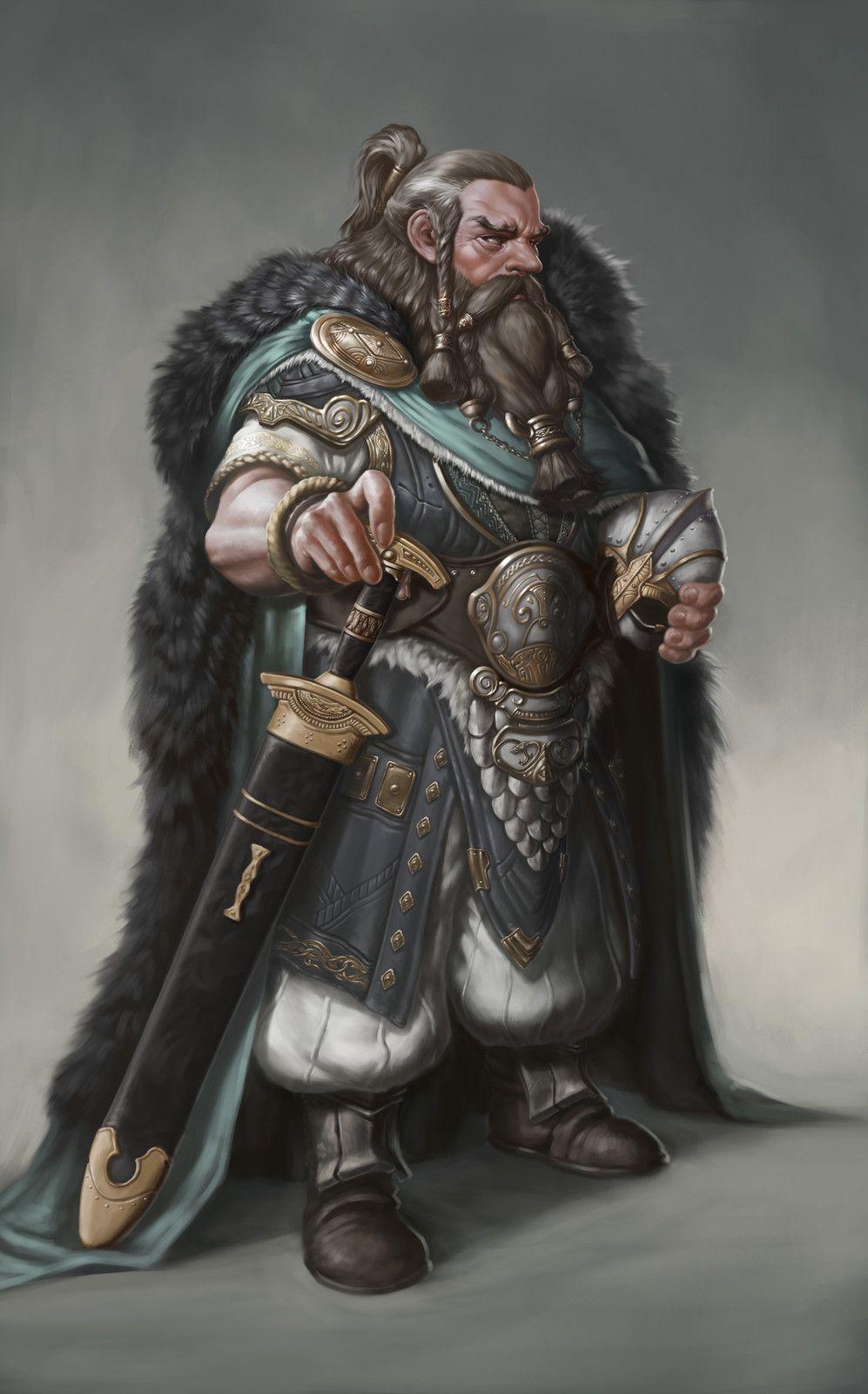 Thor Darom IV, l'Éminent Statère Roi_de10