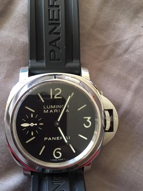 panerai - [Vendue] Panerai PAM111 3000 euros Img_2111