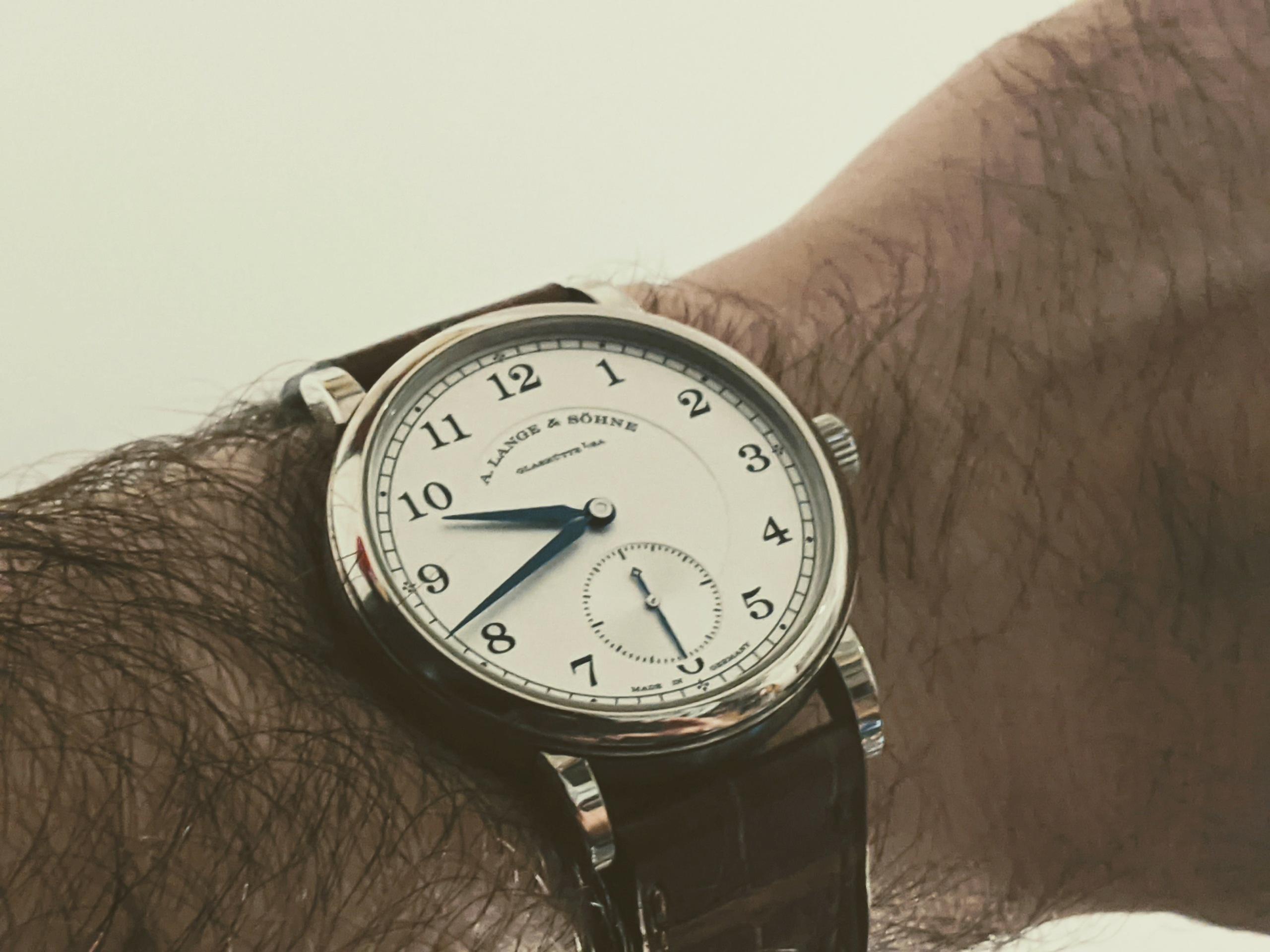 **** La montre du jour ! Vol. 40**** Pxl_2029