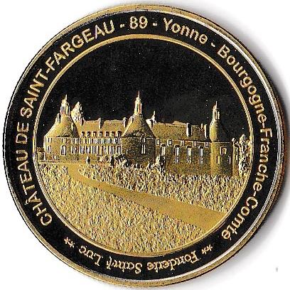 Saint-Fargeau (89170) Sf1111
