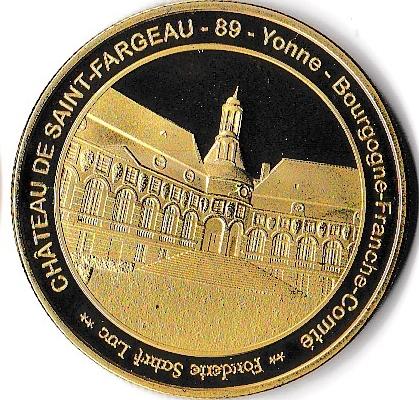 Saint-Fargeau (89170) Sf1211