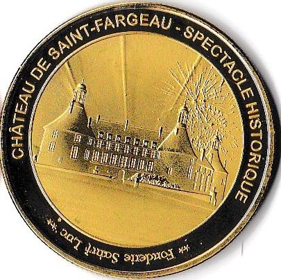 Fonderie Saint-Luc =  10 Sf2110