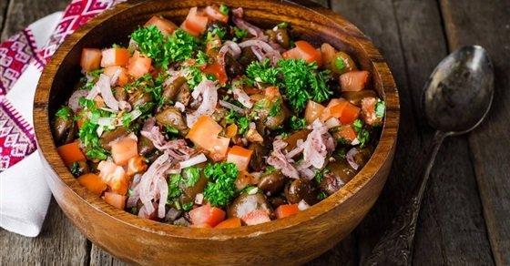طريقة عمل فول بالخلطة اللبنانية مع البطاطس البانيه 15798410