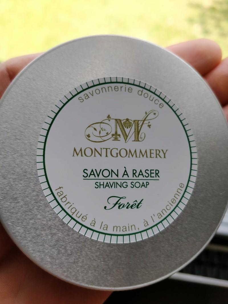 REVUE - Montgommery savon à raser senteur Forêt - Page 2 20190812