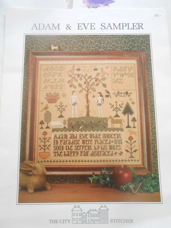 Botany Bay et Adam et Eve: SAL mixte d'été (repro d'ancien et composition) Dscn0810