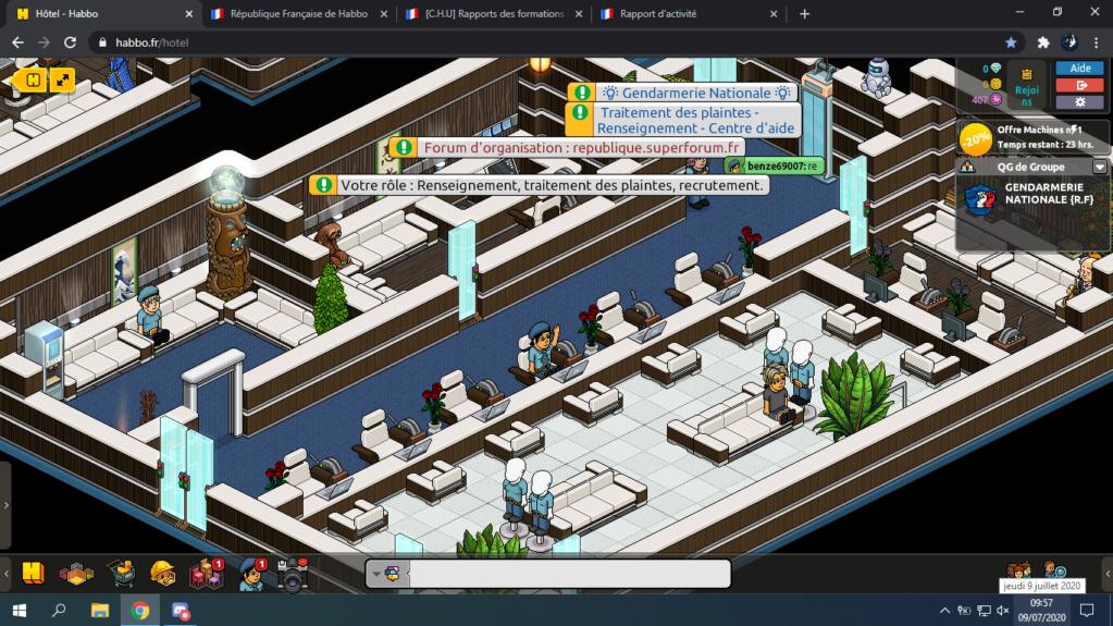 [G.N] Rapports d'activités de benze69007 Screen19