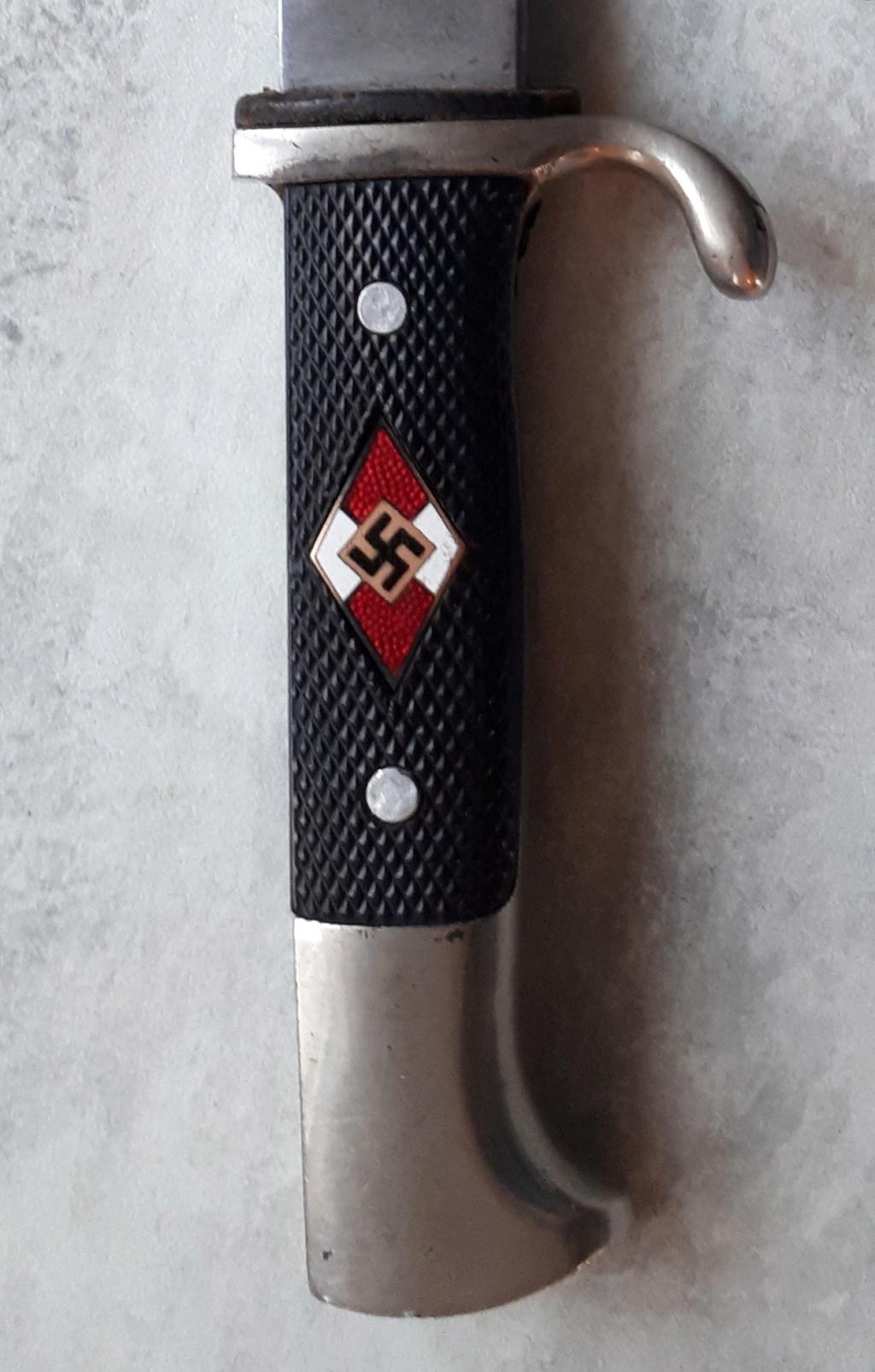 Couteau Hitlerjugend 20190210