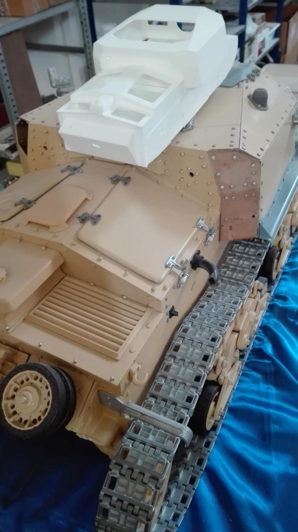 Carro armato italiano M40/75-18 - Pagina 2 75-18_45