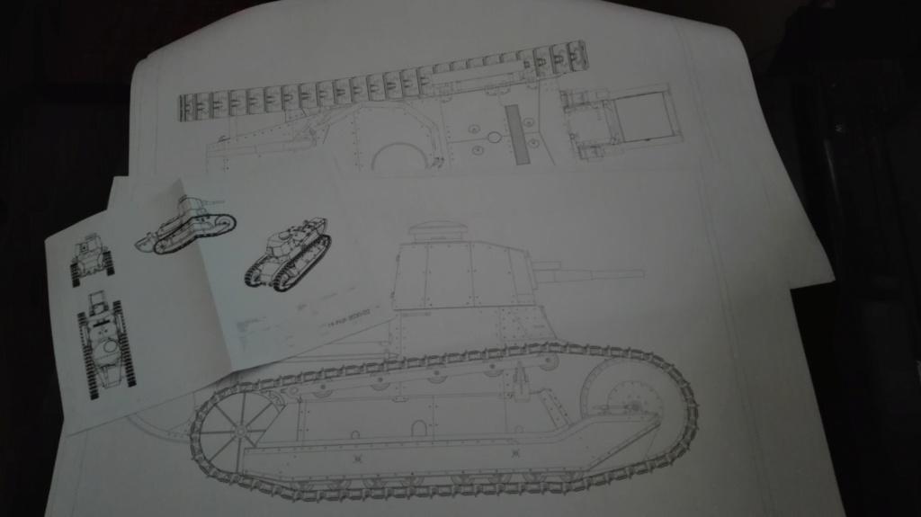 Carro armato italiano M40/75-18 - Pagina 3 Fiat_310
