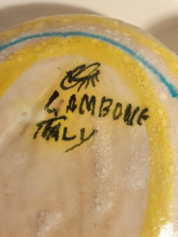 Guido Gambone dish 20200112