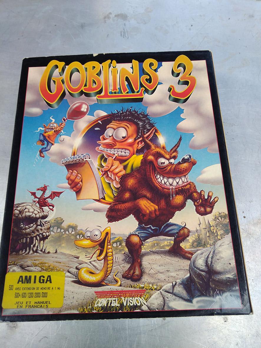 [Est] 'Goblins 3' Amiga. Version Française Goblin10