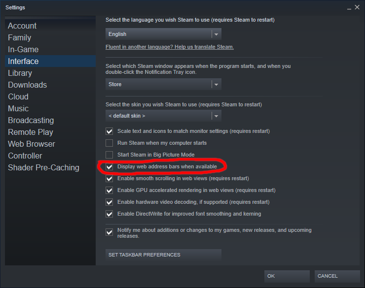 [TUTO] Add Steam games to RetroBat (or any game from EPIC or other via steam) Settin10