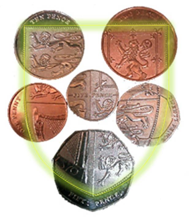 One pound 1983. Reino unido. Libra010