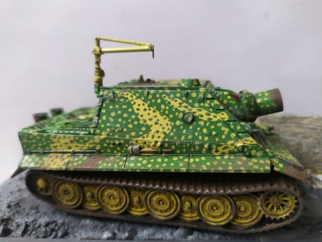 Sturmtiger - 4D Production - 1/72 ? 01-05-11