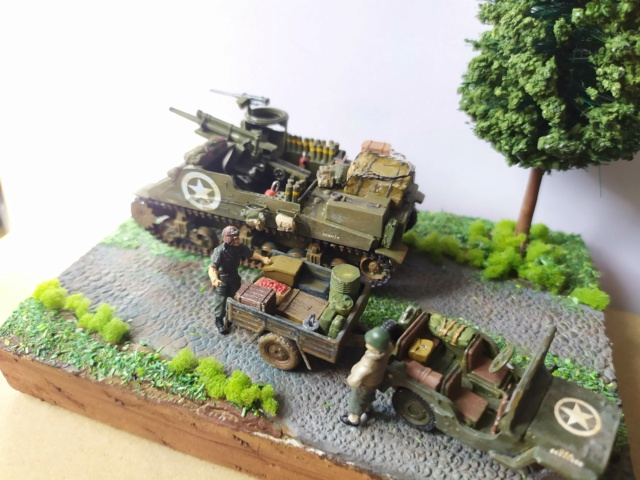 M7 HMC Priest - Revell - 1/76 01-05-13
