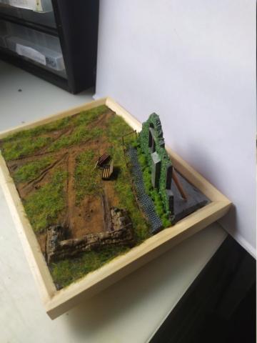 Flakpanzer IV Wirbelwind -- revell --1/72 01-09-10