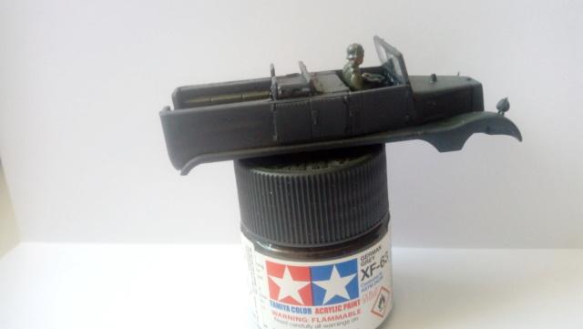 Sd.Kfz. 11  +  Pak 40 -  Revell -- 1/76 02-08-15