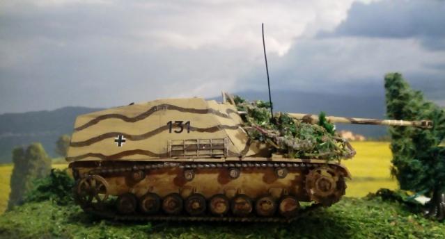 """Sd.Kfz 164 """" Nashorn """" --Revell -- 1/72 03-01-11"""