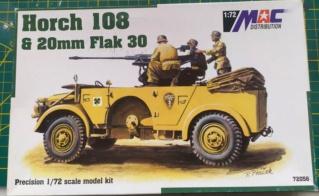 HORCH Kfz 15  - MAC - 1/72 05-03-15
