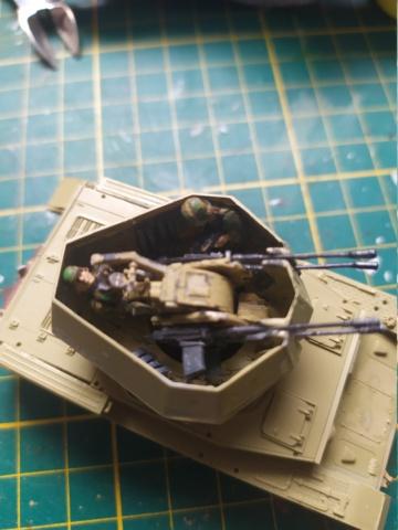 Flakpanzer IV Wirbelwind -- revell --1/72 05-08-10