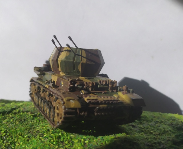 Flakpanzer IV Wirbelwind -- revell --1/72 09-08-10