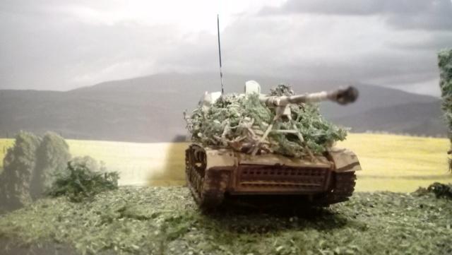 """Sd.Kfz 164 """" Nashorn """" --Revell -- 1/72 10-01-11"""
