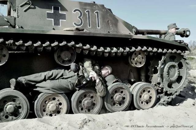 """Sd.Kfz 164 """" Nashorn """" --Revell -- 1/72 11-01-11"""