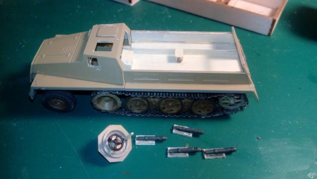 15 cm PzWf 42 auf sWs - Revell - 1/72  11-04-10