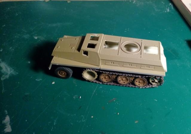15 cm PzWf 42 auf sWs - Revell - 1/72  12-04-10