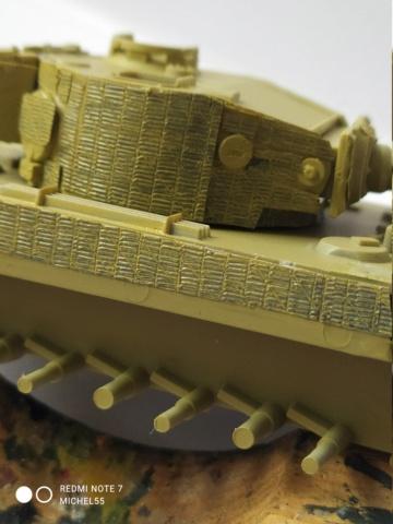 TIGRE I Ausf.E --Hasegawa  --- 1/72 12-11-11